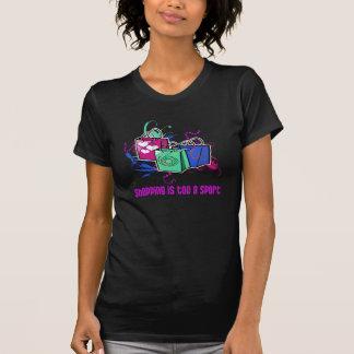 MIN OH, den underbara sporten av shopping… T-shirt