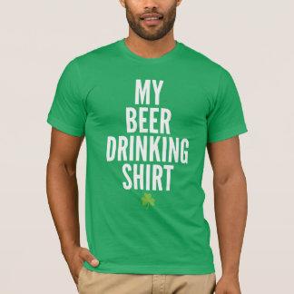 Min öl som dricker skjortan t shirts