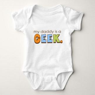 Min pappa är en Geek T Shirts