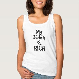 Min pappa är rik linne