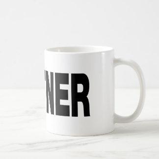 Min partner kaffemugg