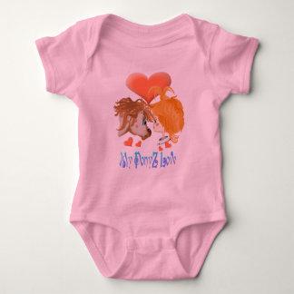 Min PonyZ kärlek märkte skjorta Tröjor