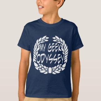 Min skjorta för GeekOdysseylogotyp Tee Shirt