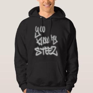 Min skjorta för STEEZ-HIP HOP t Sweatshirt