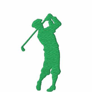 Min sportGolf - stor golfarePolo Broderade Polo Tröjor
