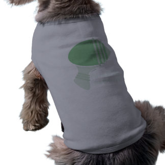 Min strålvapenLooks gillar No-Inga delar (grönt) Husdjurströja