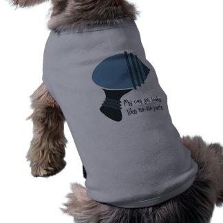 Min strålvapenLooks gillar No-Inga delar Hundtröja
