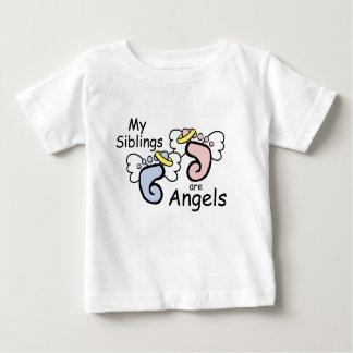 Min syskon är änglar t shirts