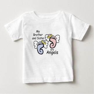 Min syskongrupp är änglar tee shirts