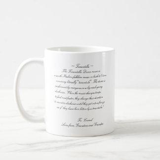 Min tarantel kaffemugg