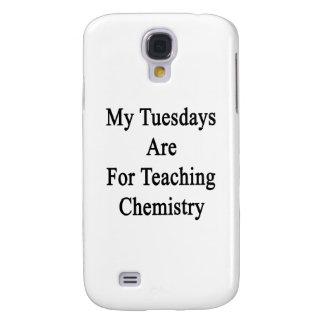 Min tisdagar är för undervisningkemi galaxy s4 fodral