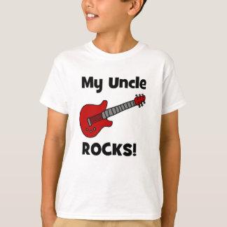 Min Uncle Vagga! med gitarren Tee Shirts