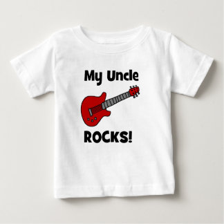 Min Uncle Vagga! med gitarren Tröjor