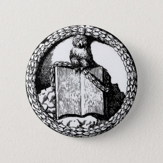 Minerval gradbeteckning standard knapp rund 5.7 cm