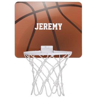 Mini- basketring för personlig Mini-Basketkorg
