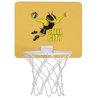 Mini- basketring för SCYJ Mini-Basketkorg