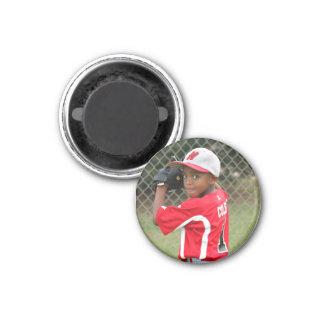 Mini- beställnings- fotomagnet - sportar team magnet