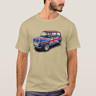 Mini- bil för facklig jackklassiker på den tröjor