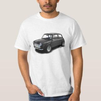 Mini- bil för klassikerkol på vitT-tröja Tee Shirt