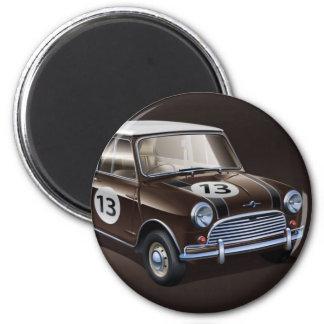 Mini- brunt för Cooper S Magnet Rund 5.7 Cm