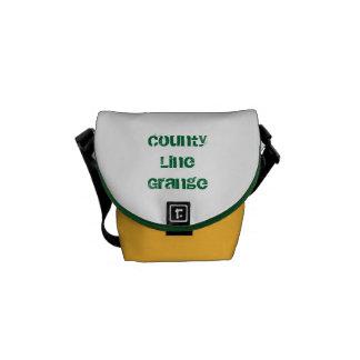Mini- CLungdommessenger bag Messenger Bag