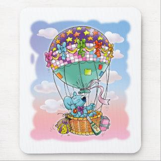 Mini- möss och stor ballong musmatta
