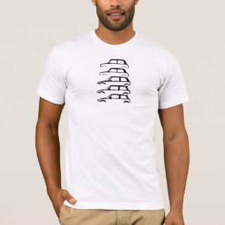 Mini- Silhoutte Tee Shirts