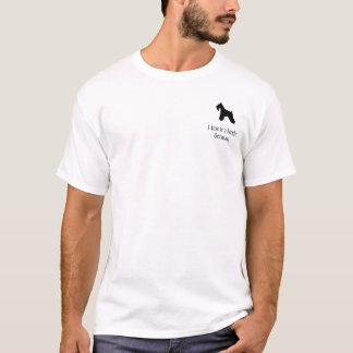 Mini- skjorta för Schnauzer T Tee Shirts