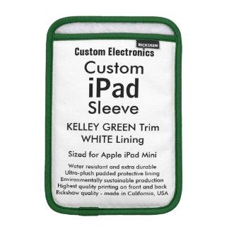 Mini- sleeve för beställnings- iPad - (Kelley