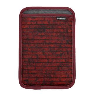 Mini- vertikal sleeve för röd tegelsteniPad