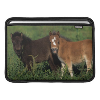 Miniatyrföl i gräs MacBook air sleeve