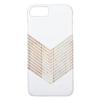 Minimalist sparre för vit med trä