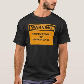 minimum timpenning B T Shirt