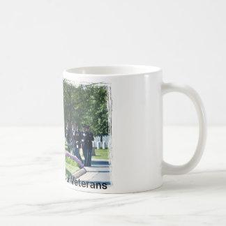 Minnas våra veteran kaffemugg