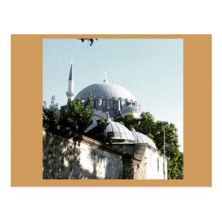 Minne av Istanbul, Soleymaniye moské 2 Vykort
