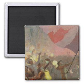 Minne av medborgarefestivalen, 1895 magnet