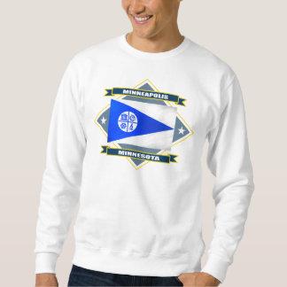 Minneapolis diamant långärmad tröja