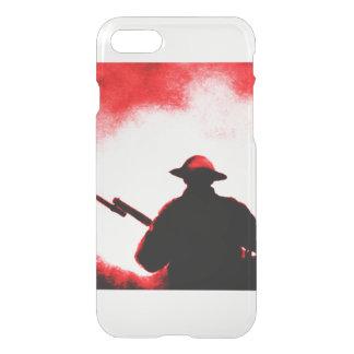 MINNEDAG, SOLDATER, PAST/PRESENT iPhone 7 SKAL
