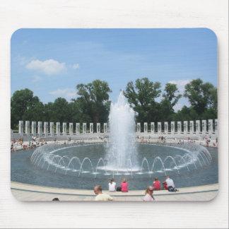 MinnesmärkeWashington för världskrig II DC Mus Matta
