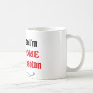 Minnesota är enorm kaffemugg