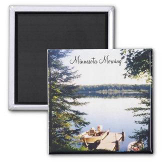 Minnesota morgon magnet