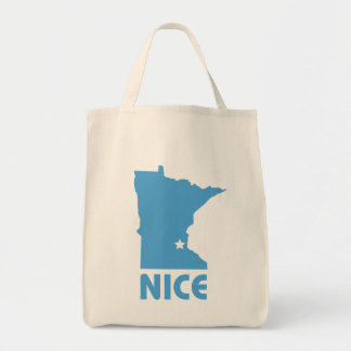 Minnesota Nice Mat Tygkasse