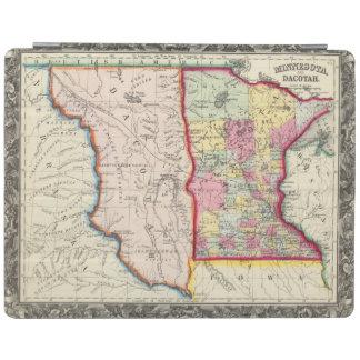 Minnesota och Dacotah iPad Skydd