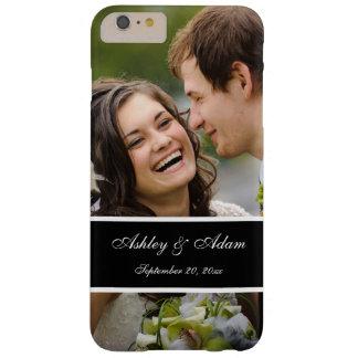 Minnessak för personligbröllopfoto barely there iPhone 6 plus fodral