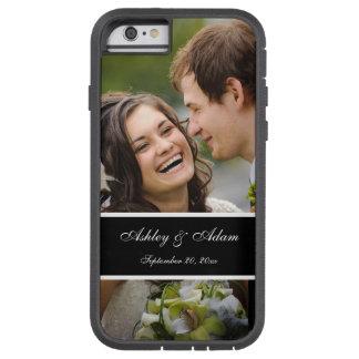 Minnessak för personligbröllopfoto tough xtreme iPhone 6 fodral