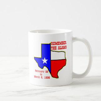 Minns Alamoen #002 Kaffemugg