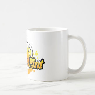 Minns den Oversized muggen för den frostiga halv Kaffemugg