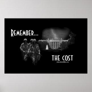 Minns… kosta poster