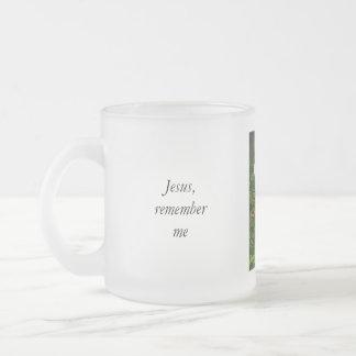 Minns mig frostad glasmugg