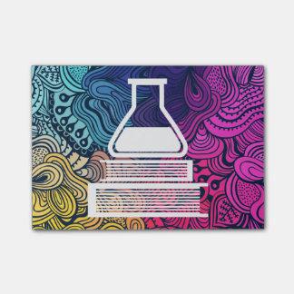 Minsta Educative vetenskaper Post-it Lappar